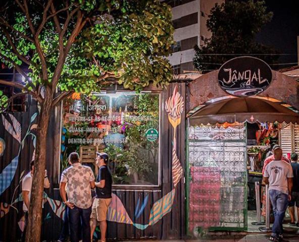 O carismático bar Jângal se prepara para retomar suas atividades